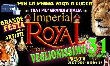 Capodanno Imperial Royal Circus Lucca Foto