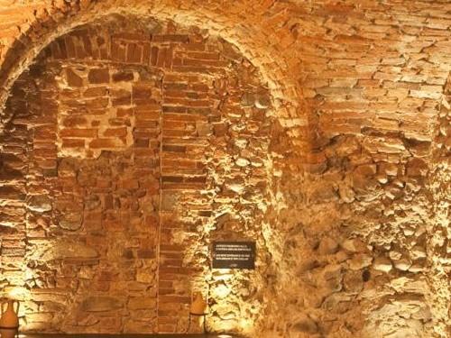 domus romana di Lucca