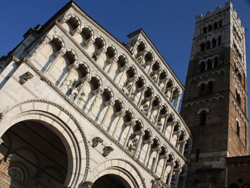 cattedrale di Lucca San Martino