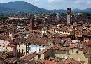 Lucca centro vista foto - capodanno lucca