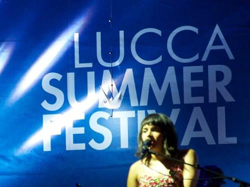 lucca summer winter festival foto